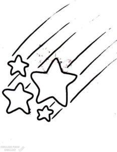 como se dibuja una estrella