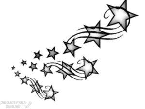 como se hace una estrella