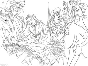 cuadros del nacimiento de jesus scaled