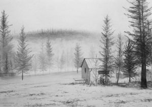 dibujos con nieve scaled