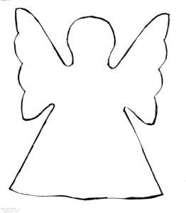 imagen de un angel scaled