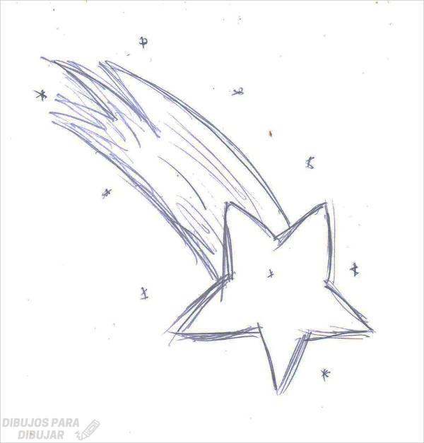 imagenes de estrellas para dibujar