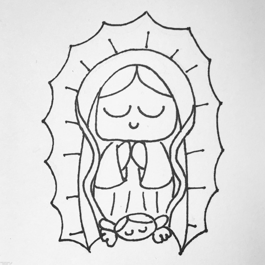 virgen de guadalupe drawing 1 scaled