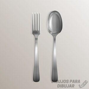 imagenes de cucharas y tenedores