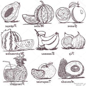 imagenes de frutas y verduras