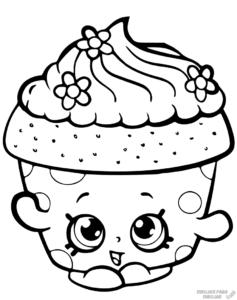 imagenes de pasteles animados