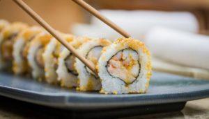 imagenes de platos de sushi