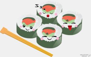imagenes de sushi gratis