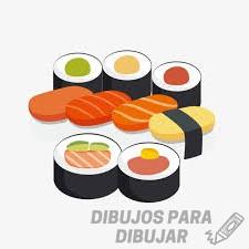 imagenes de sushi roll