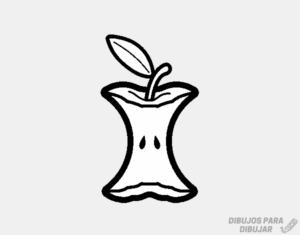 pinturas de manzanas
