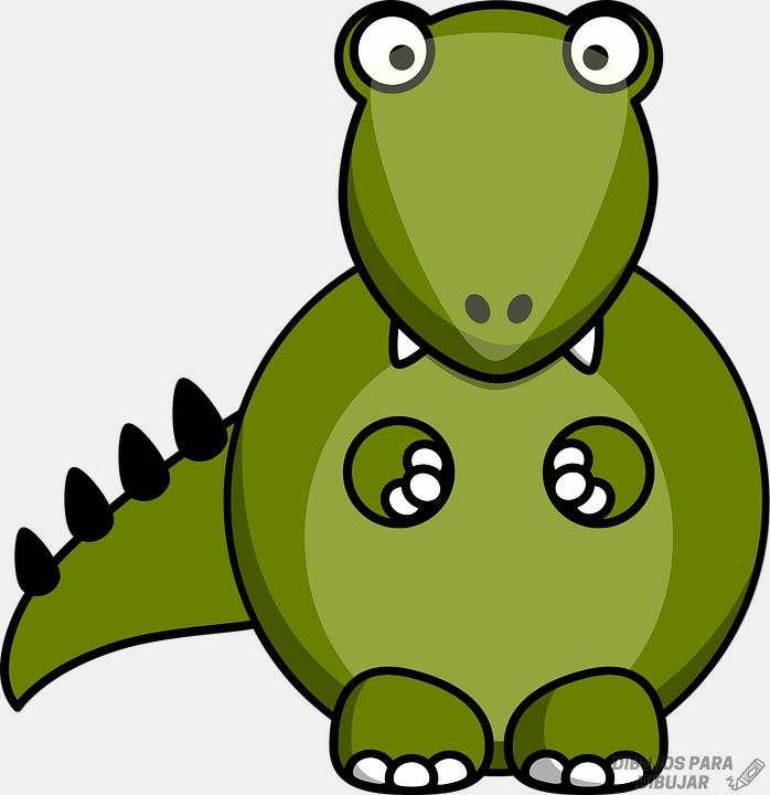 Dibujos De Dinosaurios 190 Para Dibujar Los dinosaurios pueden ser muy fáciles de dibujar si sabes cómo empezar. dibujos de dinosaurios 190 para dibujar