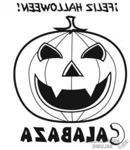 calabazas de halloween para dibujar 1