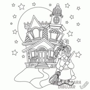 castillo animado