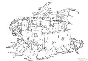 castillo feudal