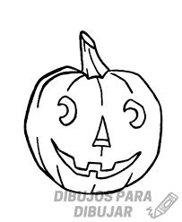 dibujos de calabazas de halloween para imprimir