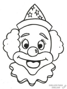 dibujos de mascaras de carnaval