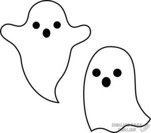 fantasma para pintar