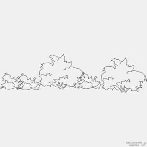 imagenes de arboles y arbustos